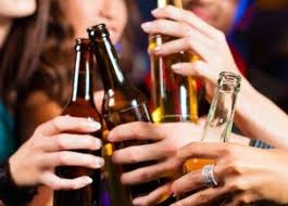 Alcohol mujeres y hombres